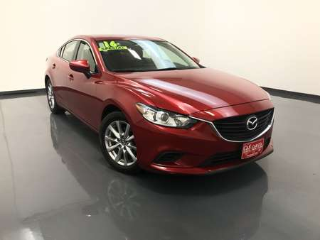 2016 Mazda Mazda6 i Sport for Sale  - 14840A  - C & S Car Company