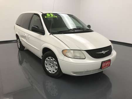 2003 Chrysler Town & Country  for Sale  - 15134A  - C & S Car Company