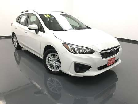 2018 Subaru Impreza 2.0i Premium w/Eyesight for Sale  - SB6926  - C & S Car Company