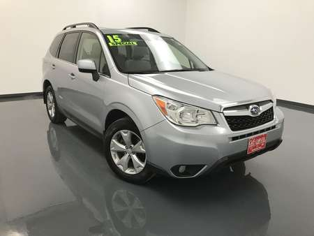 2015 Subaru Forester 2.5i Limited for Sale  - 15138  - C & S Car Company
