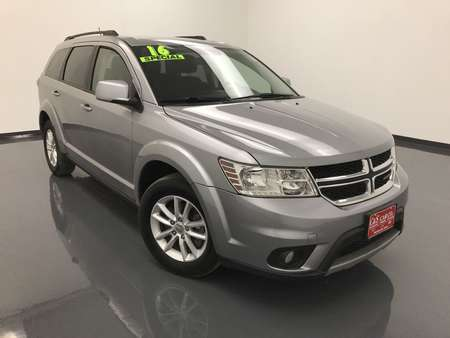 2016 Dodge Journey 4D SUV FWD for Sale  - SB6632B1  - C & S Car Company