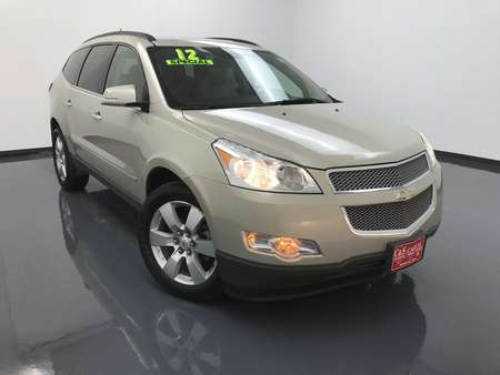 2012 Chevrolet Traverse LTZ for Sale  - 15156  - C & S Car Company