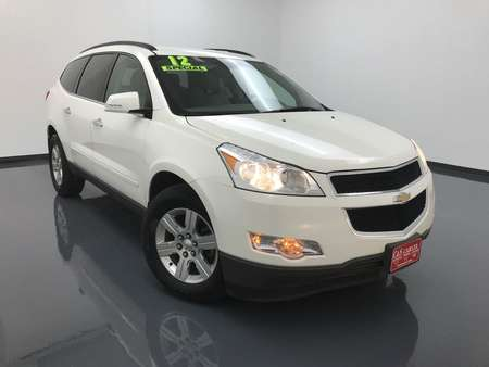2012 Chevrolet Traverse LT w/2LT AWD for Sale  - 15155  - C & S Car Company