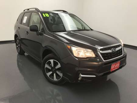 2018 Subaru Forester 2.5i Limited for Sale  - SB6961  - C & S Car Company