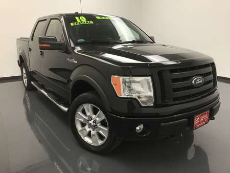2010 Ford F-150 XLT SuperCrew 4X4 for Sale  - 15009A  - C & S Car Company
