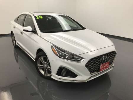 2018 Hyundai Sonata Sport 2.4L for Sale  - HY7677  - C & S Car Company