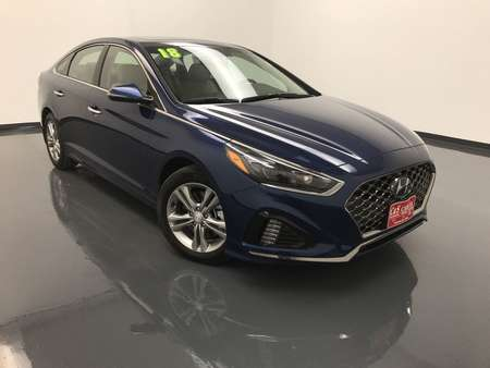 2018 Hyundai Sonata Limited for Sale  - HY7675  - C & S Car Company