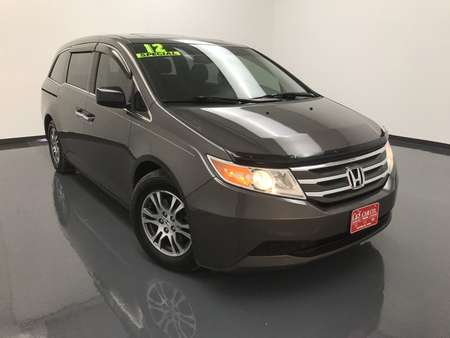 2012 Honda Odyssey EX-L w/RES for Sale  - 15142A  - C & S Car Company