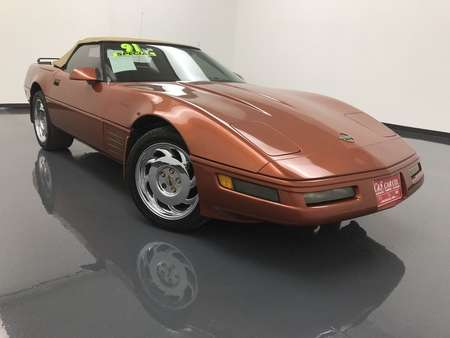 1991 Chevrolet Corvette Convertible for Sale  - 15171A2  - C & S Car Company