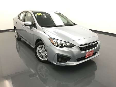 2018 Subaru Impreza 2.0i Premium w/Eyesight for Sale  - SB6976  - C & S Car Company