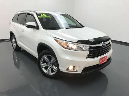 2015 Toyota Highlander Limited AWD for Sale  - 14960A  - C & S Car Company