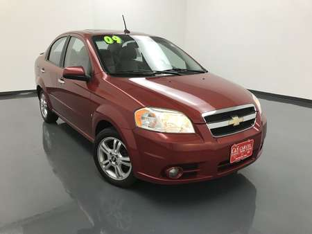 2009 Chevrolet Aveo LT w/2LT for Sale  - HY7666A  - C & S Car Company