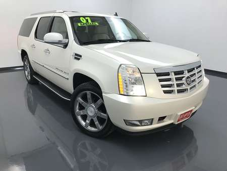 2007 Cadillac Escalade ESV ESV  AWD for Sale  - SB6561B  - C & S Car Company