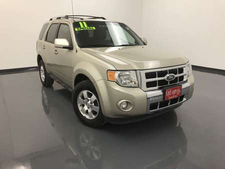 2011 Ford Escape Limited 4WD for Sale  - 14869B  - C & S Car Company