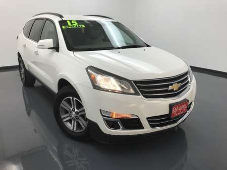 2015 Chevrolet Traverse LT w/2LT for Sale  - SB6427A1  - C & S Car Company