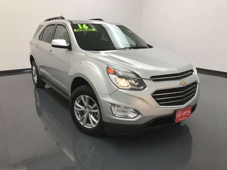 2016 Chevrolet Equinox LT for Sale  - 15201  - C & S Car Company