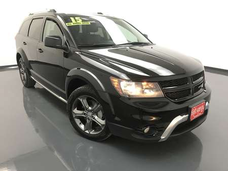 2015 Dodge Journey Crossroad  AWD for Sale  - 15206  - C & S Car Company