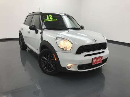 2012 Mini Cooper Countryman S  ALL4 for Sale  - 15101B  - C & S Car Company