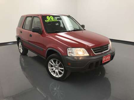2000 Honda CR-V LX  4WD for Sale  - 14595A  - C & S Car Company