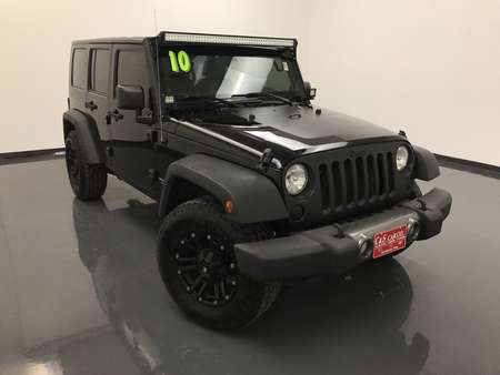 2010 Jeep Wrangler Unlimited Sport 4WD for Sale  - 15231A  - C & S Car Company