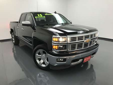 2015 Chevrolet Silverado 1500 LTZ Double Cab 4WD for Sale  - 15242  - C & S Car Company