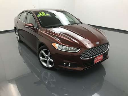 2015 Ford Fusion SE for Sale  - HY7686A  - C & S Car Company