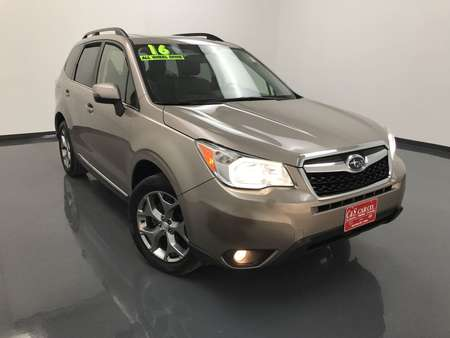 2016 Subaru Forester 2.5i Touring w/Eyesight for Sale  - SB6365A  - C & S Car Company