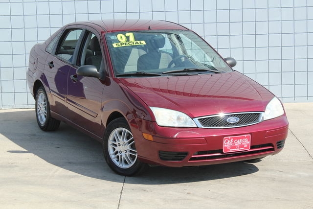 2007 Ford Focus  - C & S Car Company