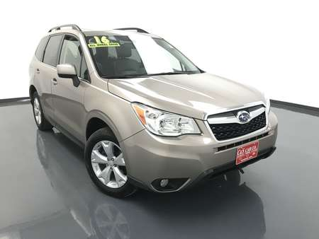 2016 Subaru Forester 2.5i Limited for Sale  - 15246  - C & S Car Company