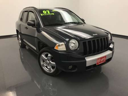 2007 Jeep Compass Limited  4WD for Sale  - 15155A  - C & S Car Company