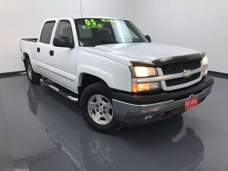 2005 Chevrolet Silverado 1500 Z71 Crew Cab 4WD for Sale  - MA3118C  - C & S Car Company
