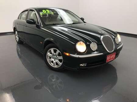 2003 Jaguar S-Type  for Sale  - 15121A  - C & S Car Company