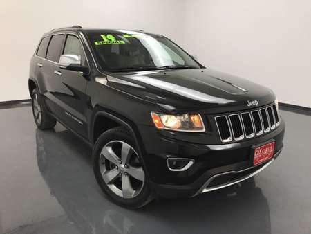 2014 Jeep Grand Cherokee Limited  4WD for Sale  - 15180A  - C & S Car Company