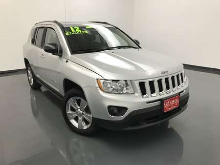 2012 Jeep Compass Lat itude 4WD for Sale  - SB6728A  - C & S Car Company