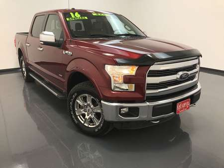 2016 Ford F-150 Lariat SuperCrew 4WD for Sale  - 15274  - C & S Car Company