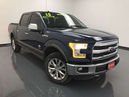 2015 Ford F-150 King Ranch SuperCrew 4WD for Sale  - 15271  - C & S Car Company