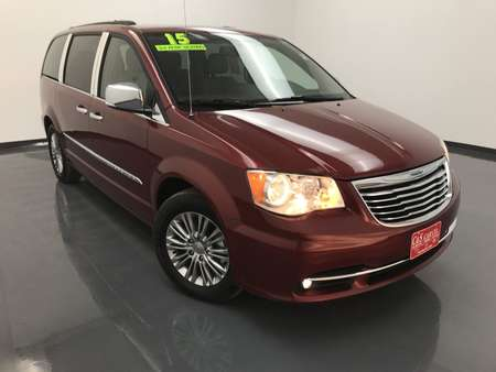 2015 Chrysler Town & Country Touring LWB for Sale  - 15268  - C & S Car Company
