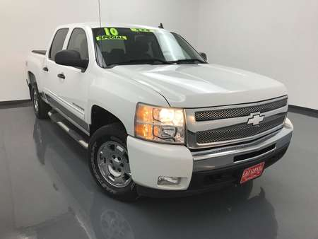 2010 Chevrolet Silverado 1500 LT Crew Cab 4WD for Sale  - 15265  - C & S Car Company