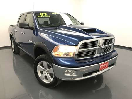 2009 Dodge Ram 1500 SLT Crew Cab 4WD for Sale  - 15262  - C & S Car Company
