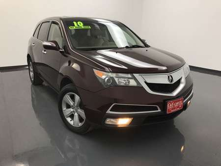 2010 Acura MDX SH AWD w/Technology Pkg. for Sale  - SB6766A  - C & S Car Company