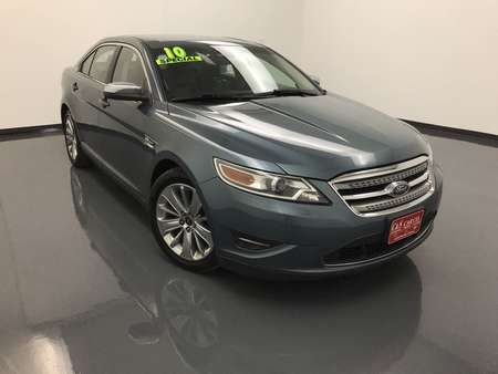 2010 Ford Taurus Limited for Sale  - SB6493A  - C & S Car Company