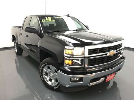 2015 Chevrolet Silverado 1500 LT Double Cab 4WD for Sale  - 15277  - C & S Car Company
