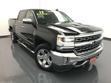 2017 Chevrolet Silverado 1500 LTZ Crew Cab 4WD for Sale  - 15276  - C & S Car Company