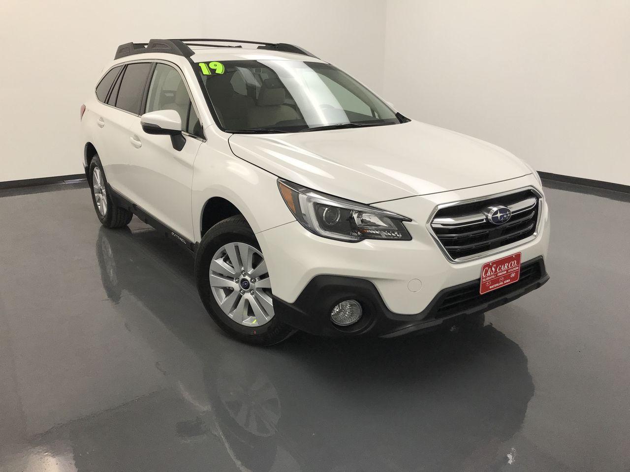 2019 Subaru Outback 2.5i Premium W/Eyesight