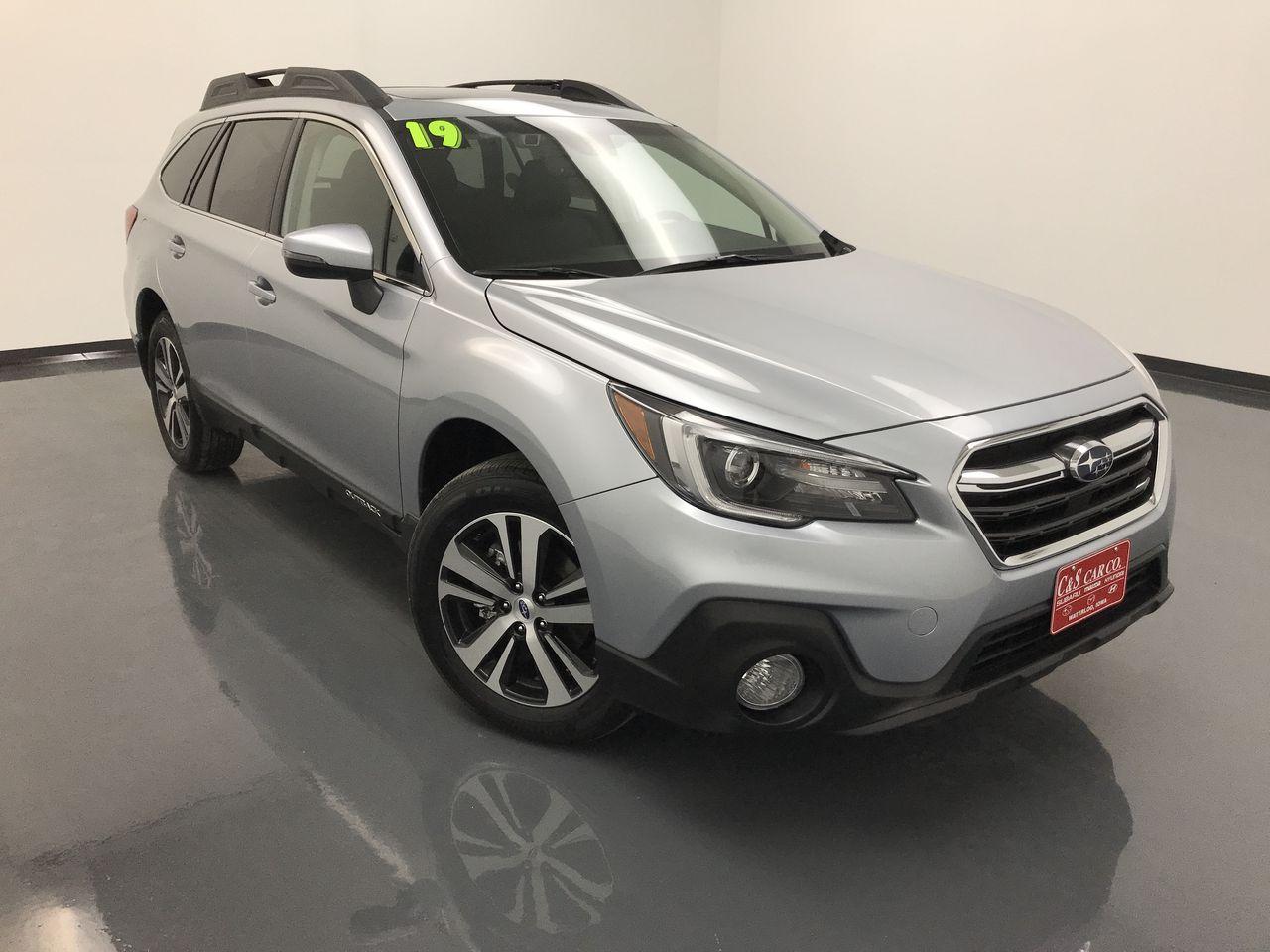 2019 Subaru Outback 25i Limited W Eyesight Stock Sb7037 1998 Dash Lights Thumbnail C S Car Company