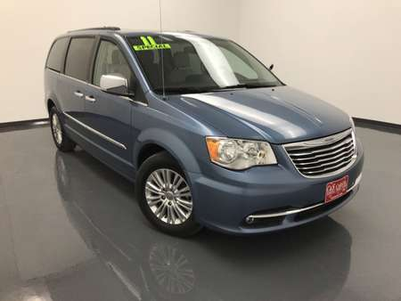 2011 Chrysler Town & Country Touring  LWB for Sale  - SB6255A  - C & S Car Company