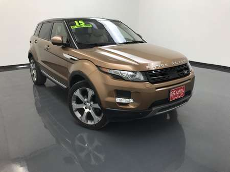 2015 Land Rover Range Rover Evoque Prestige for Sale  - SB6629A  - C & S Car Company