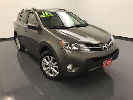 2015 Toyota Rav4 Limited  AWD for Sale  - HY7559A  - C & S Car Company