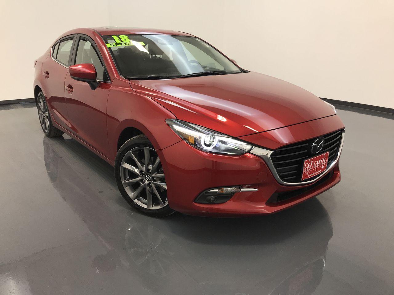 2018 Mazda MAZDA3 4-Door Gran