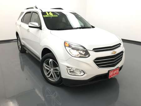 2016 Chevrolet Equinox LTZ AWD for Sale  - MA3156A  - C & S Car Company
